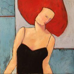 LBD (Beautiful Wallflower Series) by Kathy  Daywalt