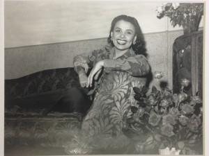 Lena Horne by Charles Harris
