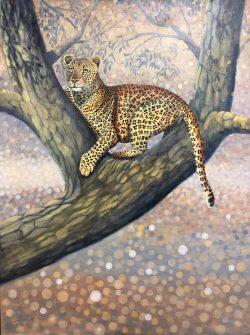 Leopard Spots by Lee Mims