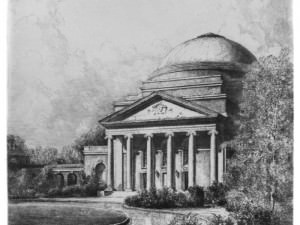 Baldwin Auditorium, Duke by Louis Orr