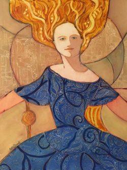 Lucent Dream by Kathy  Daywalt