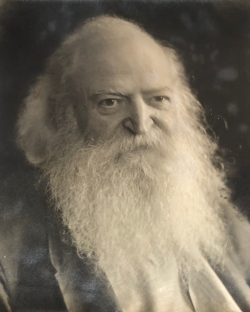 Man with Beard by Bayard Wootten