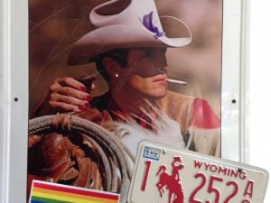 Marlboro Man Transitions to Marlene by Susan Harb