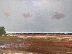 Marsh At Folly Beach by Tony Griffin