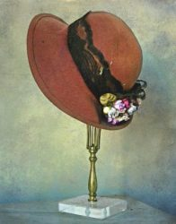 Miss Maud's Chapeau by Watson  Brown