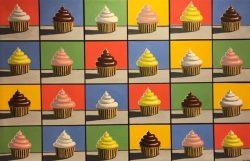 Multi-Cupcake by Robert Box