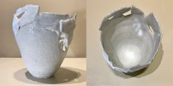 Barnacle Edgescape Vessel     by Sally Bowen Prange