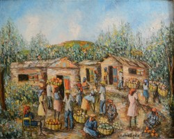 Market by Christophe, Osmin M.
