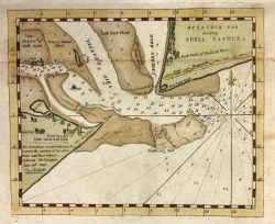 Ocracoake Inlet Survey by Edmund M. Bluecat