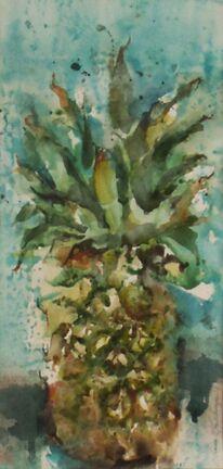 One Happy Pinapple by Linda Hutchinson