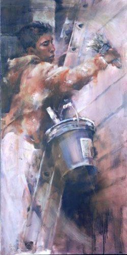 Painter by Linda Hutchinson