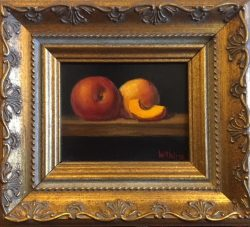 Peaches by Bert Beirne