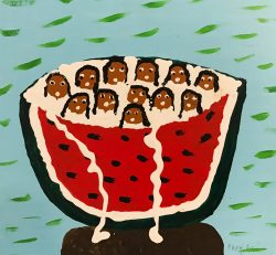 Watermelon Bubble Bath by Mama Girl