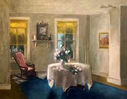 Interior by Hobson Pittman (1899-1972)