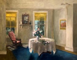 Interior by Hobson  Pittman