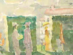 Tea by Hobson Pittman (1899-1972)