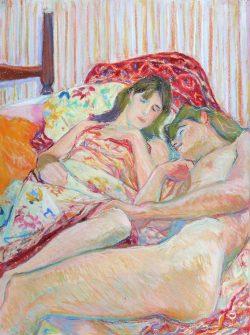 Bedroom Bliss by Popkin, Elsie Dinsmore (1937-2005)