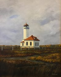 Port Lighthouse #2 by Addison (Painter)