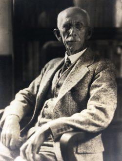 Portrait of Horace Williams by Bayard Wootten