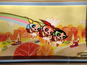 The Powerpuff Girls by Hanna Barbera