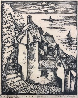 Clovelly by Mabel Pugh