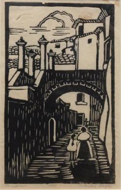 Perugia by Mabel Pugh