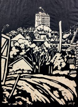 The City by Mabel Pugh