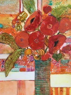 Red Riot by Kathy  Daywalt