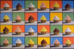 Multi-Cupcake by Robert Boox