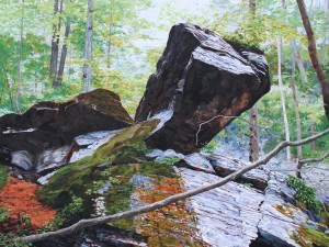 Oil Paintings and Watercolors by William C. Wright