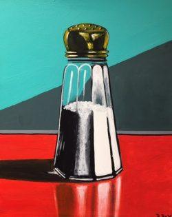 Salt Shaker by Robert Box