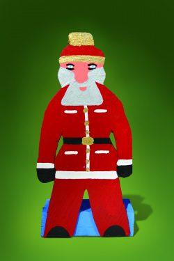 Santa Claus by James Harold Jennings