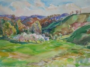 Spring by Sarah Blakeslee
