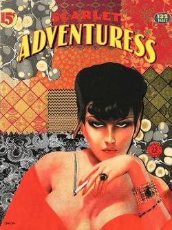 Scarlet Adventuress by Marlowe