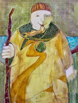September Sage by Kathy  Daywalt