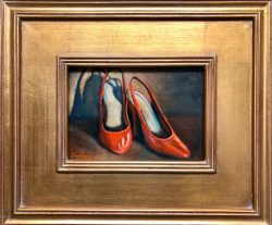 Shagging Shoes by Lee Mims