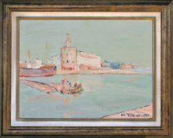San Pietho in Castello by Wladimir de (Wlodzimierz)  Terlikowski