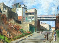 Shurs Lane Manayunk by Speight, Francis (1896-1989)
