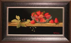 Strawberries by Bert Beirne
