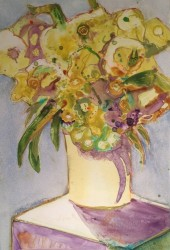 Sunny Bouquet by Kathy  Daywalt