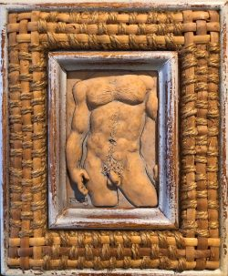 Swagger in Repose - Torso by Campbell Glynn Paxton