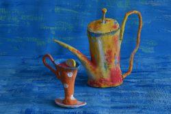 Tea Time by Ashot Petrosyan