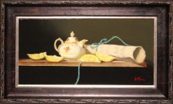 Teapot, Lemons and Music by Bert Beirne