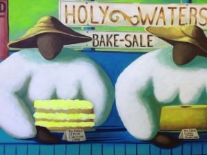 The Cake Ladies by Danny Doughty
