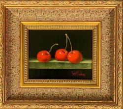 Three Cherries by Bert Beirne