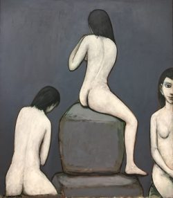 Three Graces by Robert Broderson