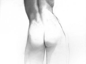 Nude by Tucker Cooke