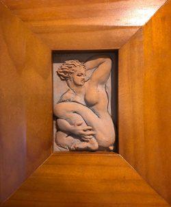 Venus Primps Après Bath by Campbell Glynn Paxton