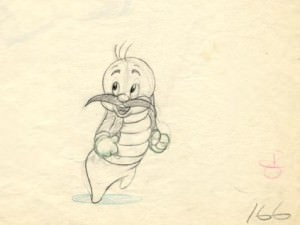 Wacky Worm by Chuck Jones