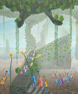 Contemplation D'Eden by Jonal Profil
